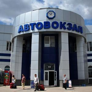 Автовокзалы Красноярска