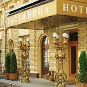 Гостиницы Красноярска