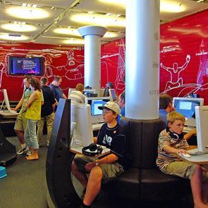Интернет-кафе Красноярска