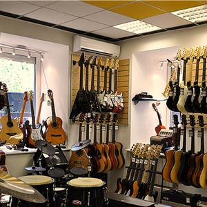 Музыкальные магазины Красноярска