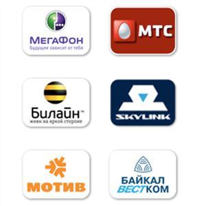 Операторы сотовой связи Красноярска