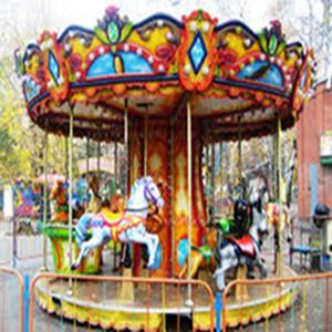 Парки культуры и отдыха Красноярска