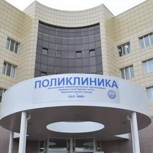 Поликлиники Красноярска