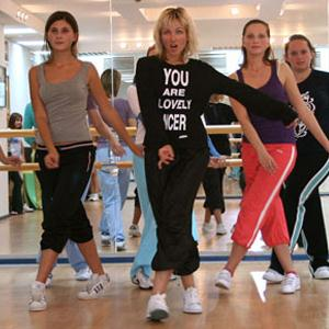Школы танцев Красноярска