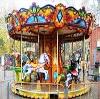 Парки культуры и отдыха в Красноярске