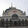 Железнодорожные вокзалы в Красноярске