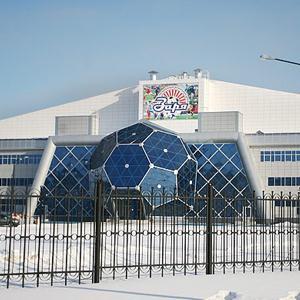 Спортивные комплексы Красноярска