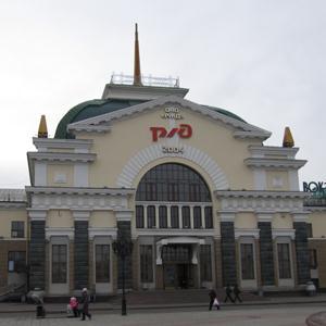 Железнодорожные вокзалы Красноярска